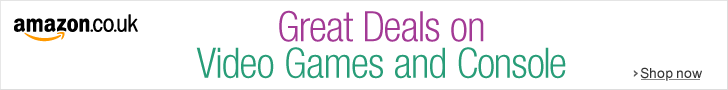 Advert: Amazon.co.uk: Great Deals of Video Games and Consoles