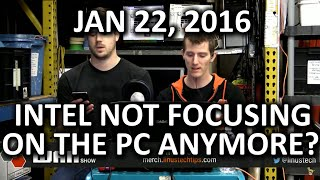 Thumbnail of YouTube video: WAN Show: 22nd January 2016